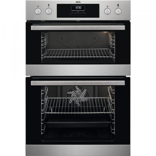 Built In Double Oven With Catalytic Liners