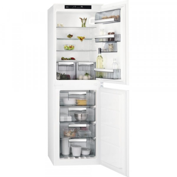 50/50 Frost Free Integrated Fridge Freezer