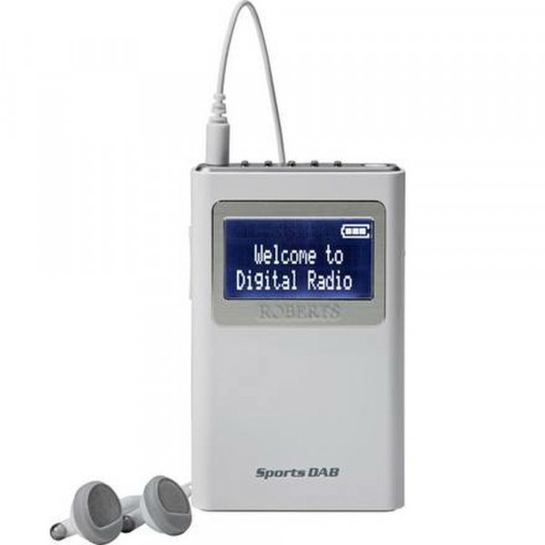 DAB/FM Personal Digital Radio