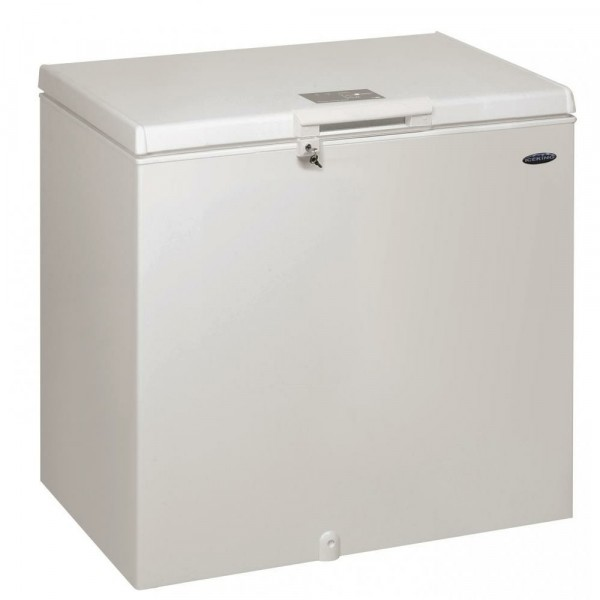 252ltr Chest Freezer In White