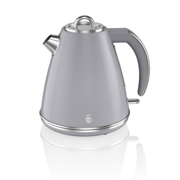 1.5ltr 3kW Coedless Jug Kettle In Grey