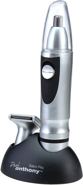 Paul Anthony Nose Clipper, Beard And Neckline Trimmer
