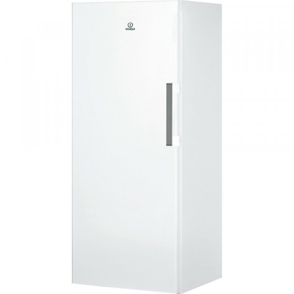 142cm Tall 186ltr Upright Freezer In White