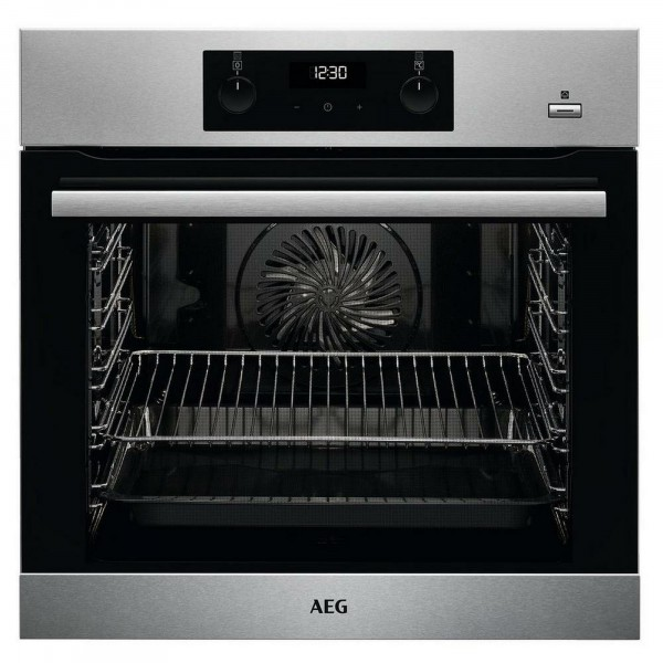 71ltr Multifunction Single Oven In Stainless Steel