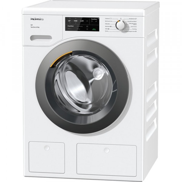 9kg 1400rpm A+++ Washing Machine With WiFi And TwinDos In White