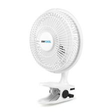 Stay Cool 6 Inch Desk And Clip Fan