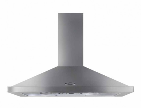 100cm Chimney Hood in Stainless Steel