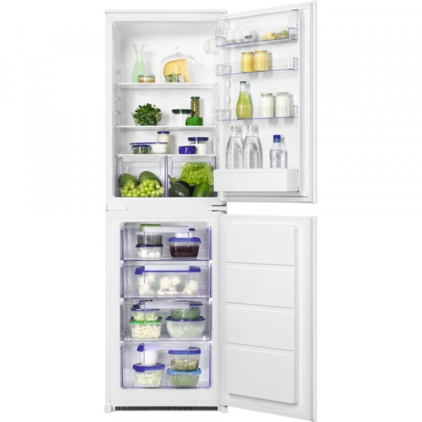 50/50 Low Frost Integrated Fridge Freezer