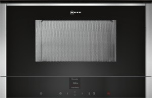Built-in Touch Control Microwave in Stainless Steel