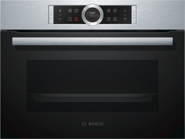 Compact Oven with Tft Colour Display