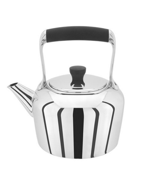 Classic Stove Top Kettle 2.3ltr in Stainless Steel