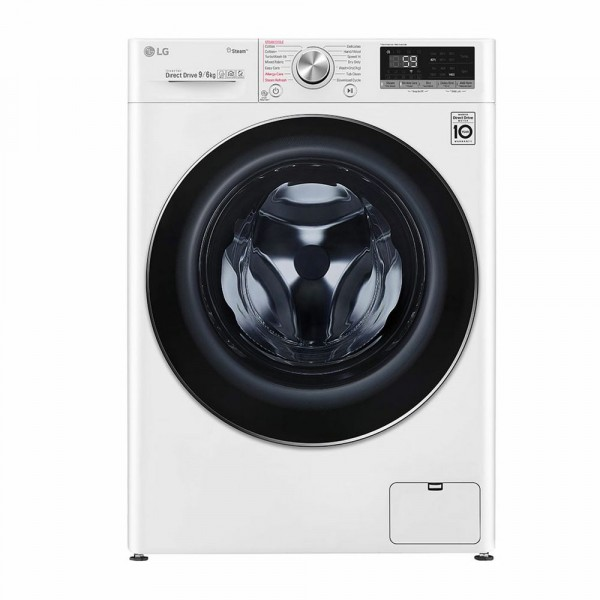 9kg Wash 6kg Dry 1400rpm A Rated Washer Dryer In White