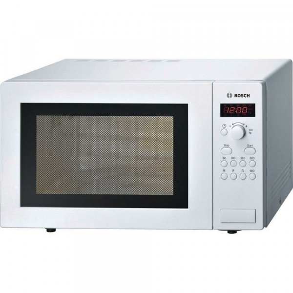 25ltr 900w Digital Microwave In White