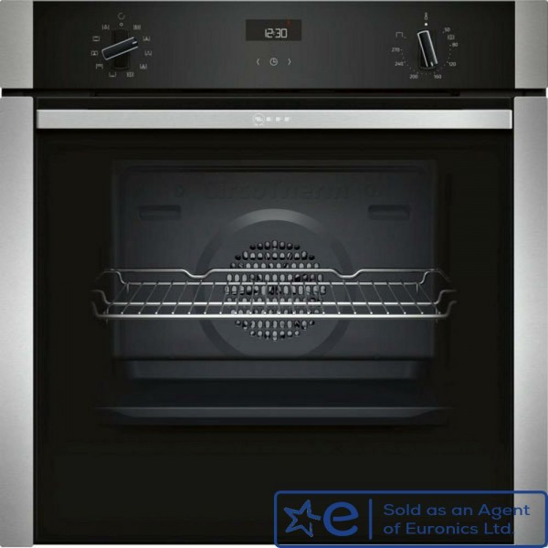 71ltr Multifunction Single Oven With Slide And Hide Door