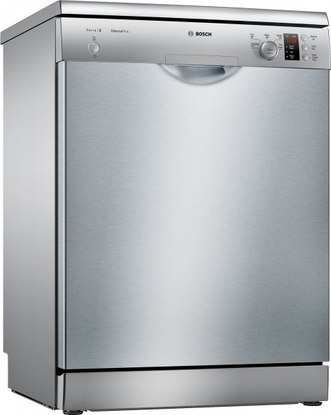 12 Place Setting 5 Program Freestanding Dishwasher