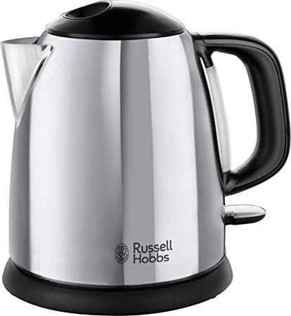 1ltr 2.2kW Compact Stainless Steel Kettle