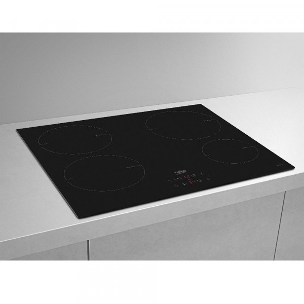 60cm 4 Zone Induction Hob With Touch Controls
