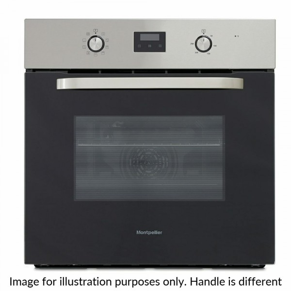 65ltr Multifunction Single Oven In Stainless Steel