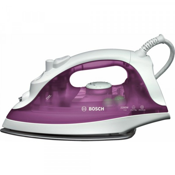 2200w Steam Iron With PalladiumGlissee Soleplate