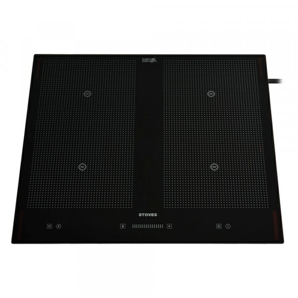Twin Flex Induction Hob With Touch Control And Wireless