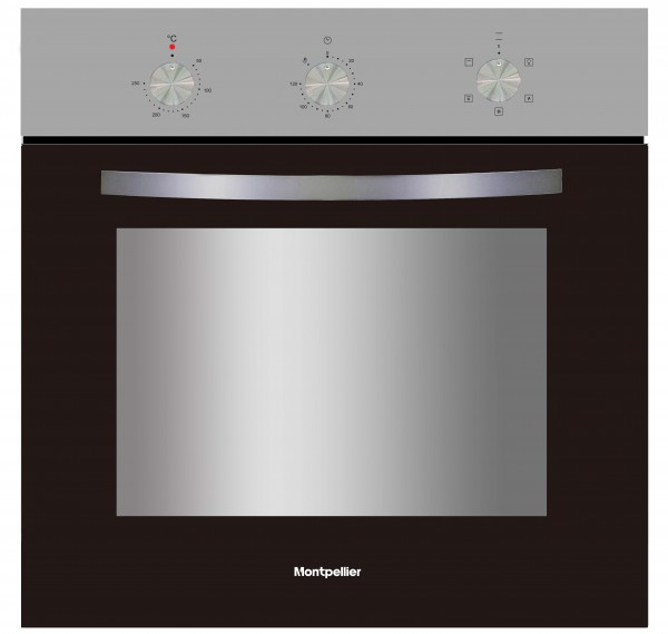 56ltr Electric Single Oven And 4 Zone Ceramic Hob Pack