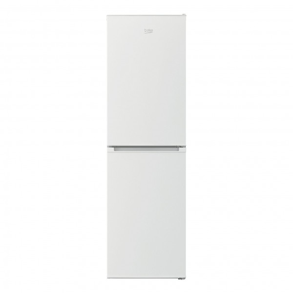 54cm Wide 182cm Tall Frost Free Fridge Freezer in White