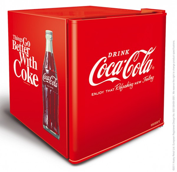 Coca Cola Fridge 48Ltrs Food and Dairy Safe