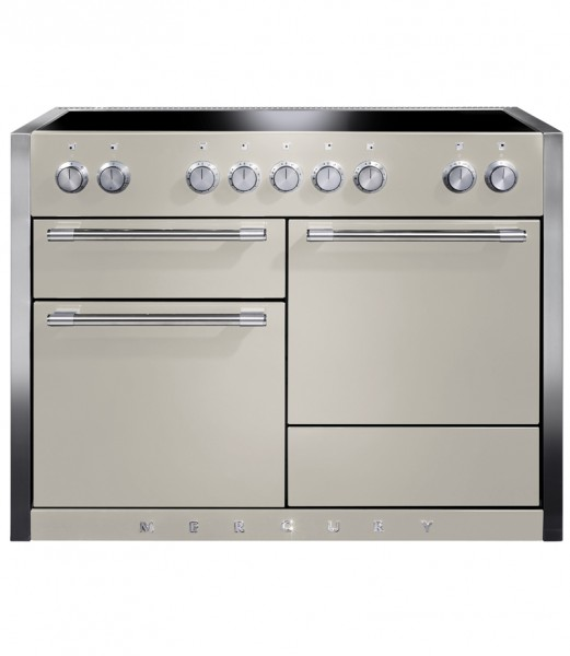 120cm Induction Range In Oyster