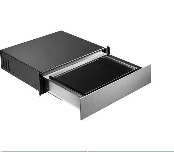 14cm Vacuum Sealer Drawer in Stainless Steel