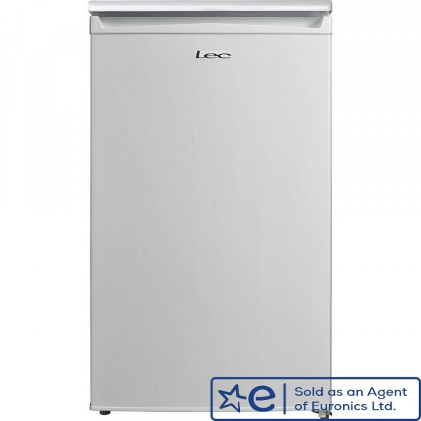 55cm Wide Under Counter Fridge With 4 Star Icebox