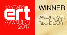 ERT Salesperson Award
