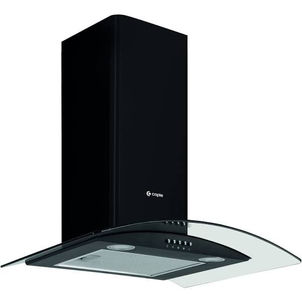 Caple CGC611 60cm Curved Glass Chimney Hood