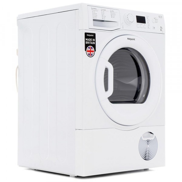 Hotpoint ECF87BP Condenser Dryer