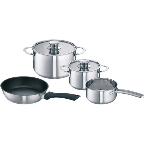 Siemens HZ390042 Induction Pan Set