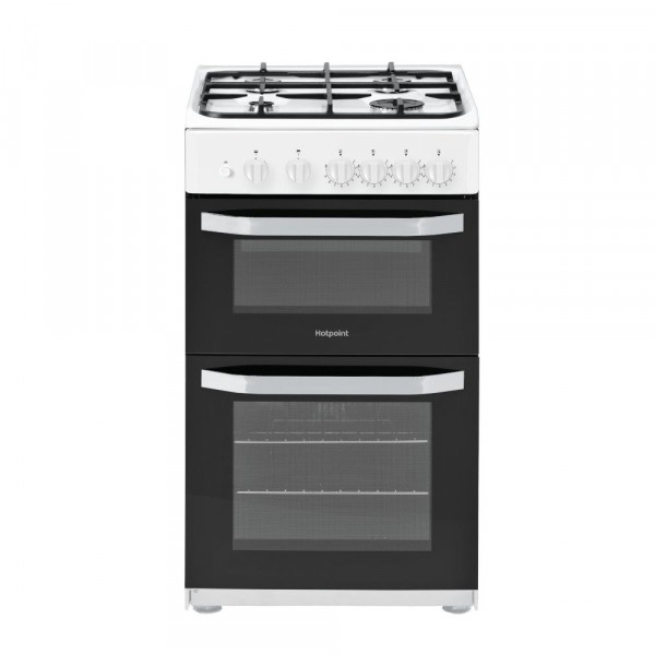 Hotpoint HD5G00KCW/UK Gas Cooker