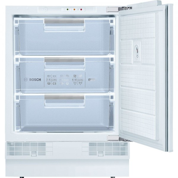 Bosch GUD15AFF0G Static Built Under Freezer