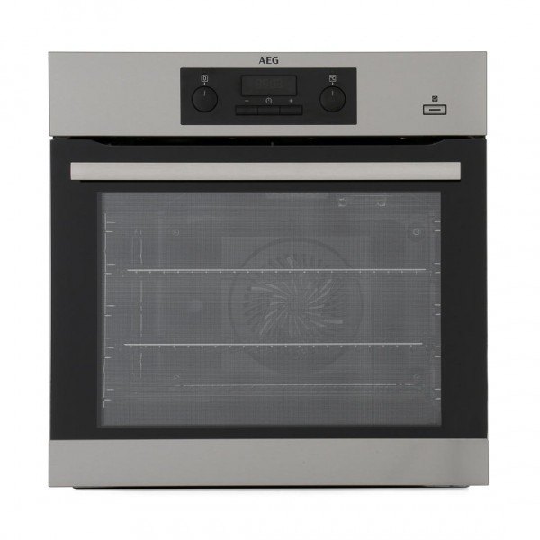 AEG BES351010M Single Built In Electric Oven