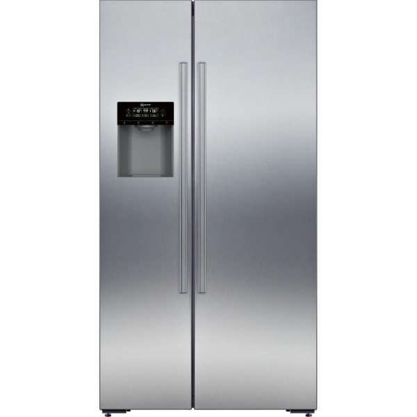 Neff N70 KA3923I20G American Fridge Freezer