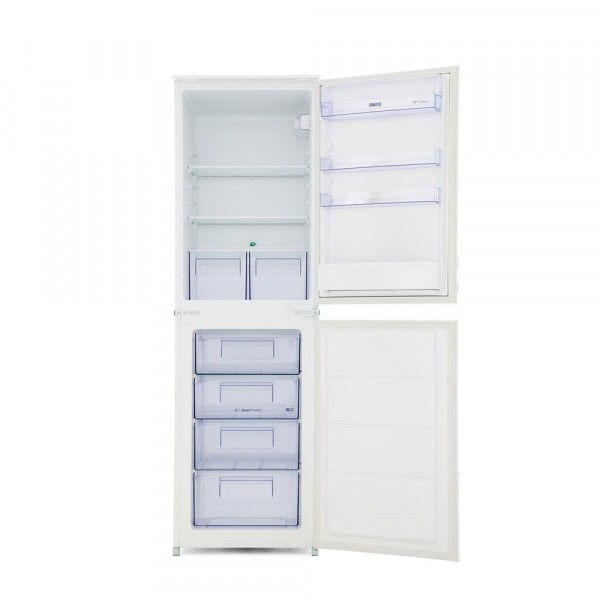 Zanussi ZBB27450SV Integrated Fridge Freezer