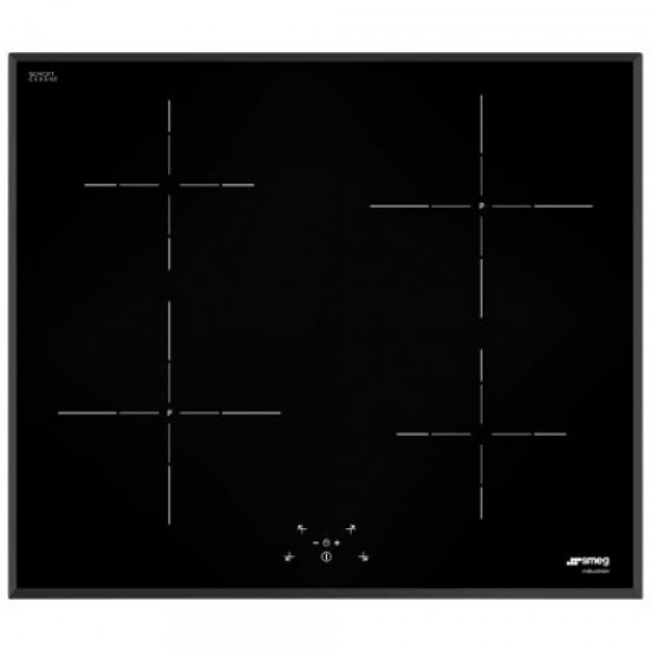 Smeg SI5641B Induction Hob