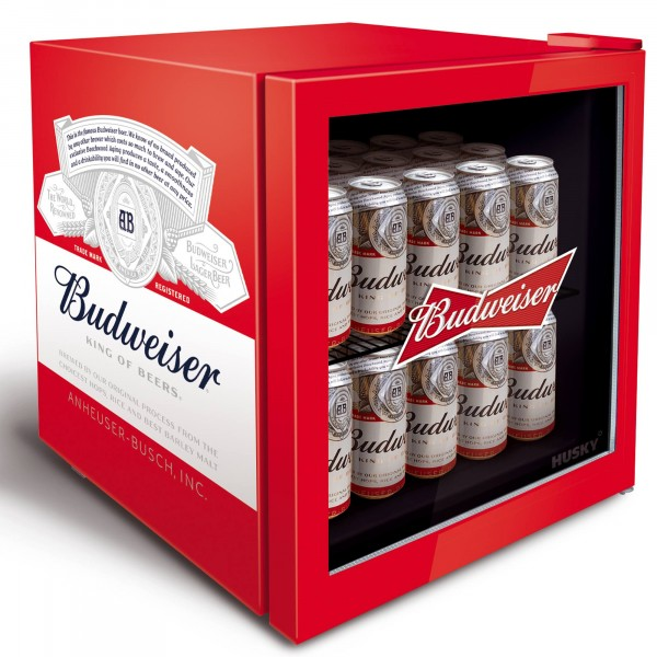 Husky HU225 Budweiser Drinks Cooler