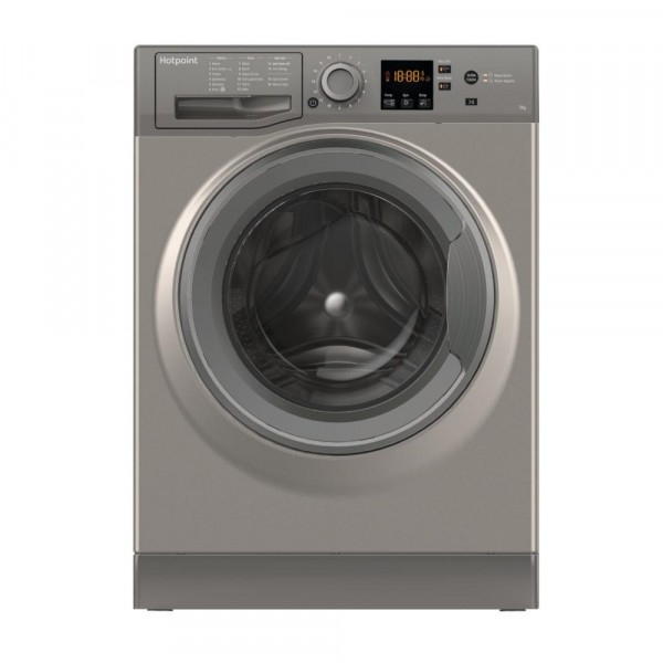 Hotpoint NSWE743UGG 7kg Washing Machine