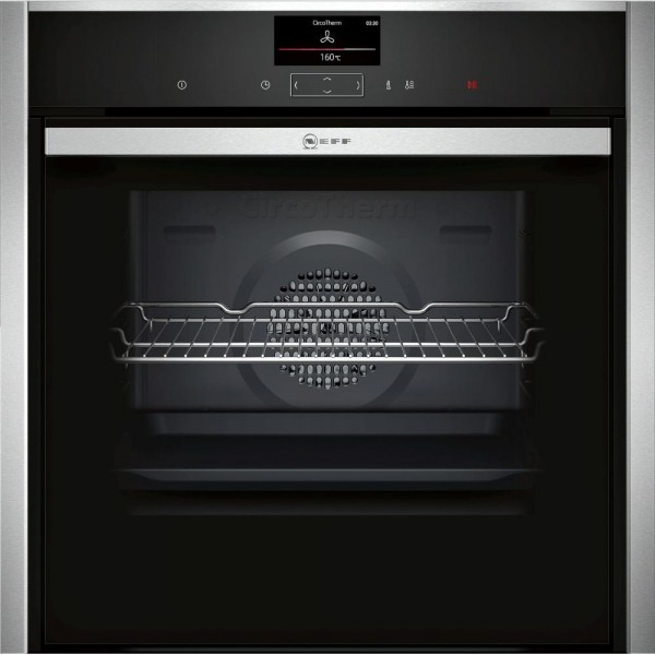 Neff N90 B47CS34H0B Single Built In Electric Oven