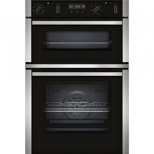 Neff N50 U2ACM7HN0B Double Built In Electric Oven