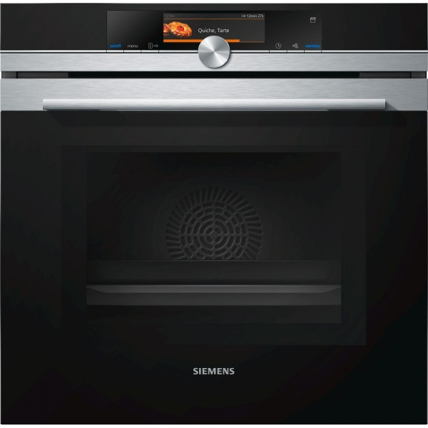 Siemens HN678GES6B Built In Combination Microwave