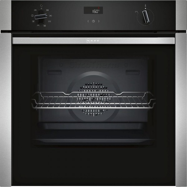 Neff B4ACF1AN0B Single Built In Electric Oven