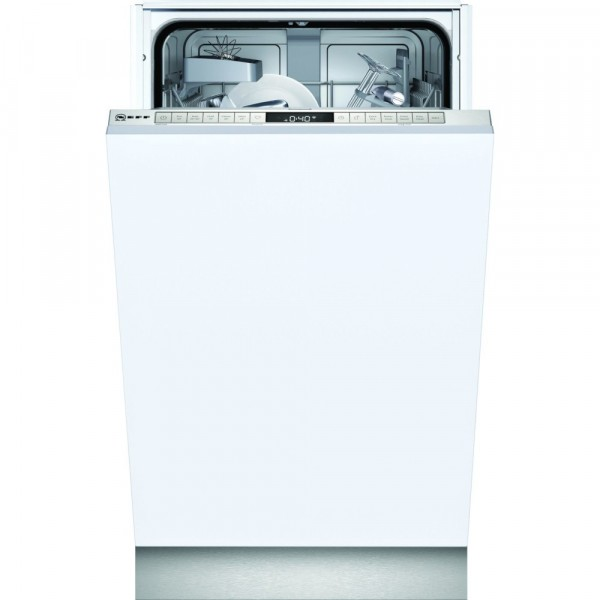 Neff N50 S875HKX20G Built In Fully Int. Slimline Dishwasher