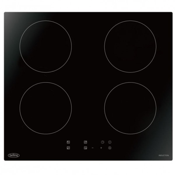 Belling IHT602 Blk Induction Hob
