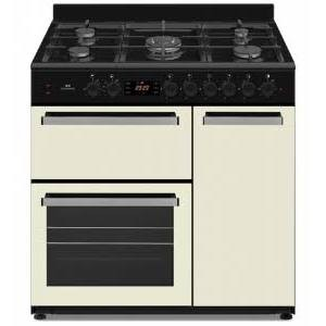 New World NW90DF3CR 90cm Dual Fuel Range Cooker