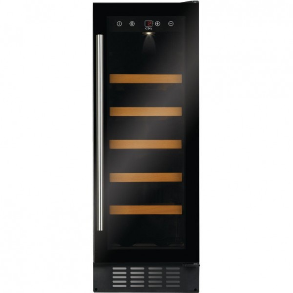 CDA FWC303BL Wine Cooler